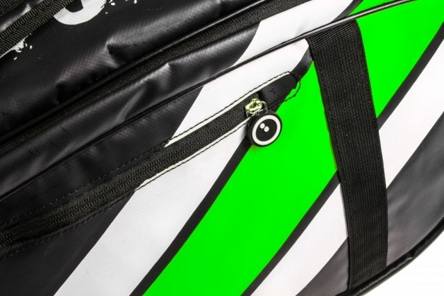 Eye Racket Bag 10R Black / Green